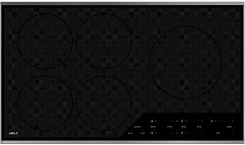 "Wolf CI365TS - 36"" Transitional Induction Cooktop"