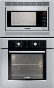 Bosch 500 Series HBL5760UC - View of Stainless Steel