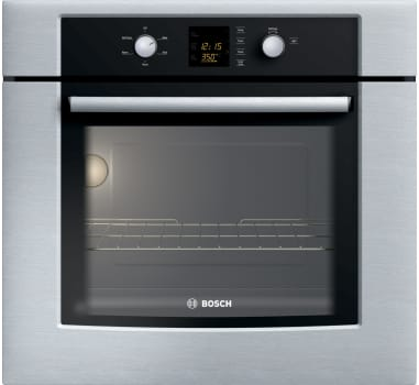 Bosch 300 Series HBL3360UC - View of Stainless Steel