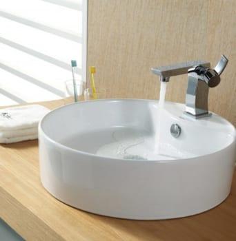 Kraus Sonus Series CKCV14214601CH - Chrome Faucet