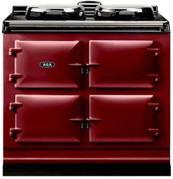 AGA ADC3ECLT - AGA Electric Cooker - Claret