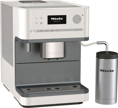 Miele CM6310WH - White Coffee System