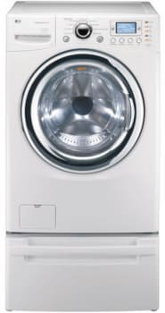 LG SteamWasher Series WM3988HWA - Featured View