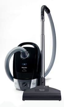 Miele Compact C2 Series Multi-Floor Canister Vacuum Cleaner 41DAE031USA - Onyx