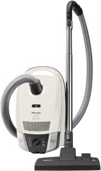 Miele Compact C2 Series Multi-Floor Canister Vacuum Cleaner 41DAE030USA - Quartz