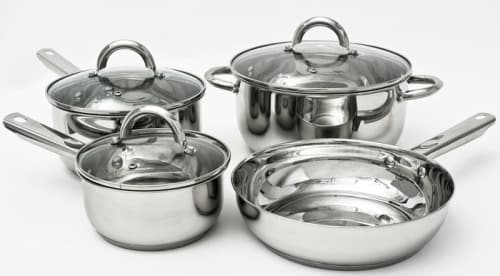 Summit InductionCookware - Stainless Steel