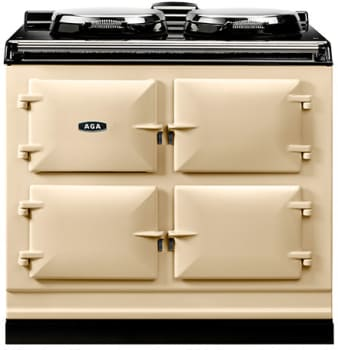 AGA ADC3GCRM - AGA Gas Cooker - Cream
