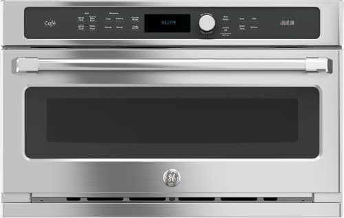 "GE Cafe Series CSB9120SJSS - 30"" GE Cafe Series Single Wall Speed Oven with Advantium Technology"