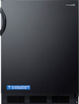 AccuCold CT66BADA - 5.1 cu. ft. ADA-Compliant Compact Refrigerator