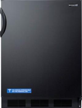 AccuCold CT66BADA - 5.1 cu. ft. ADA-Compliant Compact Refrigerator