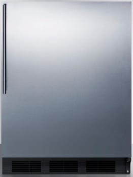 AccuCold CT66BBISSHV - Stainless Door with Vertical Thin Handle