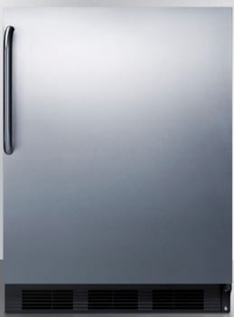 AccuCold CT66BSSTB - Stainless Door with Pro Handle