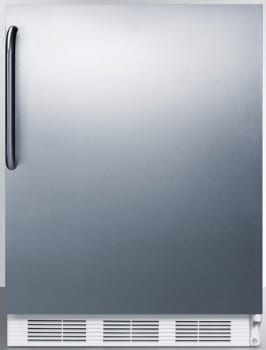 AccuCold CT66JBISSTBADA - Stainless Steel with Towel Bar Handle
