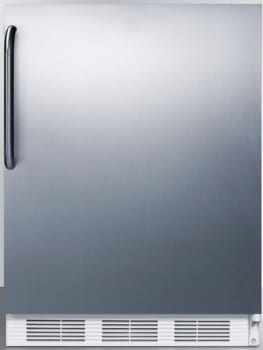 AccuCold CT66JSSTB - Stainless Steel with Towel Bar Handle