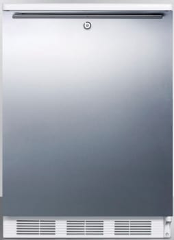 AccuCold CT66LSSHH - Stainless Door with Horizontal Thin Handle