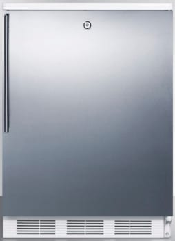 AccuCold CT66LSSHV - Stainless Door with Vertical Thin Handle