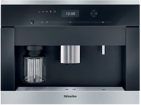 Miele DirectSensor Series CVA6401 - Clean Touch Steel and Black