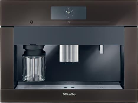 Miele PureLine M-Touch Series CVA6805HVBR - Truffle Brown