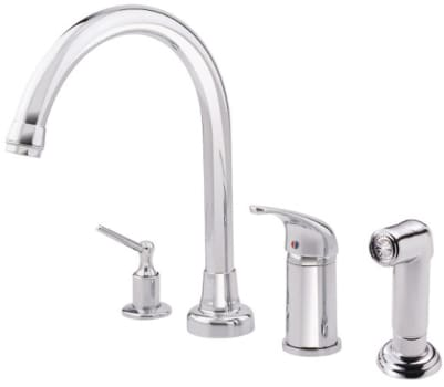 Danze® Melrose™ Collection D409012 - Chrome