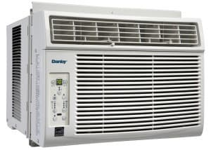Danby DAC080EUB2GDB - 8,000 BTU Window Air Conditioner