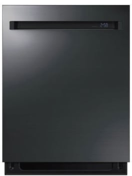Dacor Modernist DDW24M999UM - Dacor Graphite Stainless Steel DDW24M999UM Dishwasher Front