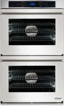 Dacor Renaissance RNO230FS - Stainless Steel Double Wall Oven with Flush Handle