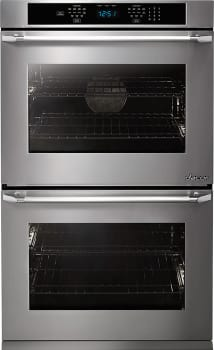 Dacor Distinctive DTO230B - Dacor Double Wall Oven (Stainless Steel + Epicure Handle Model Shown Here)