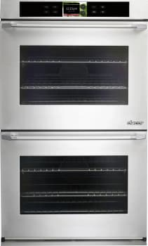 Dacor Discovery iQ DYO230B - Dacor Electric Wall Oven (Stainless Steel + Epicure Handle Model Pictured Here)
