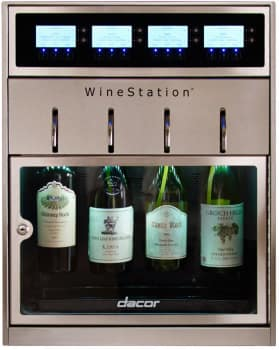 Dacor Discovery DYWS4 - Dacor's Discovery WineStation