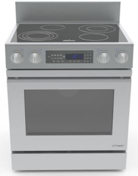 Dacor Distinctive DR30EFS - 30 Inch Freestanding Range from Dacor