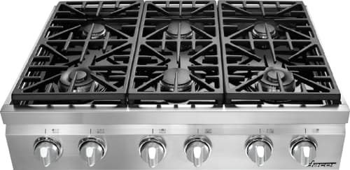 Dacor Distinctive DRT366SLPH - 36 Inch Gas Rangetop from Dacor