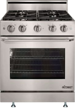Dacor Distinctive DR30GSLPH - Dacor Distinctive Series Gas Range