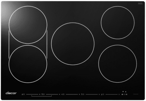 Dacor Discovery DYTT305NB - 5-Burner Induction Cooktop from Dacor