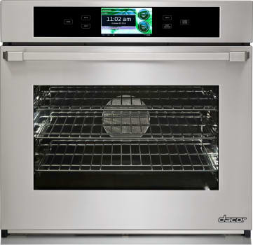 Dacor Discovery iQ DYO130B - Dacor Electric Wall Oven (Stainless Steel + Epicure Handle Model Pictured Here)