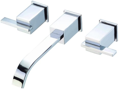 Danze® Sirius™ Collection D316144T - Chrome