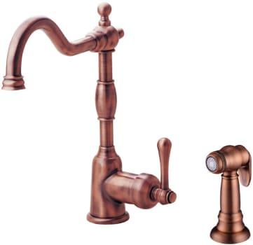 Danze® Opulence™ Collection D401157AC - Antique Copper