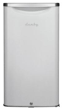 Danby DAR033A6 - DAR033A6PDB - Pearl Metallic White