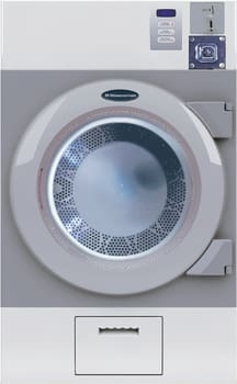 Crossover DAWF0EM - Metered Commercial Dryer from Crossover