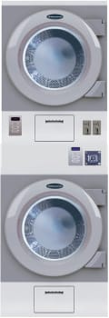Crossover DAWS2EM - 27 Inch Metered Stacked Dryers