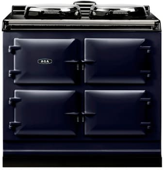 AGA ADC3GDBL - AGA Gas Cooker - Dark Blue