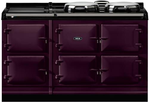 AGA ADC5EAUB - AGA Electric Cooker - Aubergine