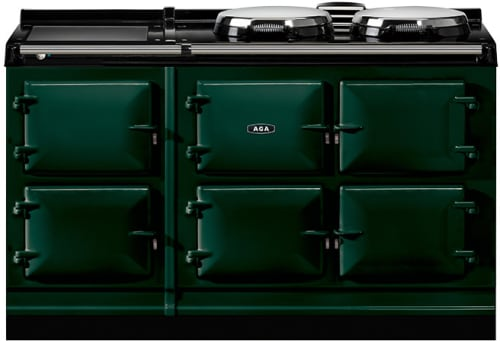 AGA ADC5GBRG - AGA Electric Cooker - British Racing Green