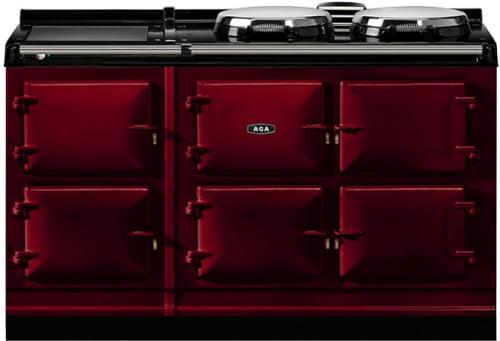 AGA ADC5ECLT - AGA Electric Cooker - Claret
