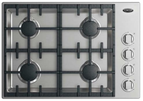 DCS CDV2304N - 30 Inch Gas Cooktop with 4 Burners