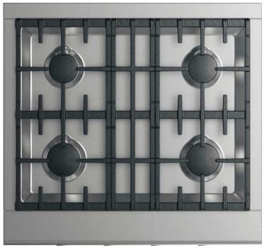 DCS CPV2304L - 30 Inch Gas Cooktop with 4 Burners
