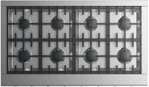 DCS CPV2488L - 48 Inch Gas Cooktop with 8 Burners