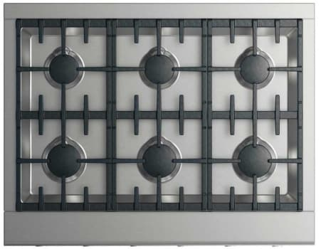 DCS CPV2366N - 36 Inch Gas Cooktop with 6 Burners