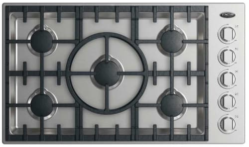 DCS CDV2365N - 36 Inch Drop-In Cooktop with 5 Burners