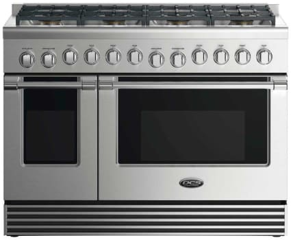 DCS RGV2488L - 48 Inch Gas Range with 8 Burners