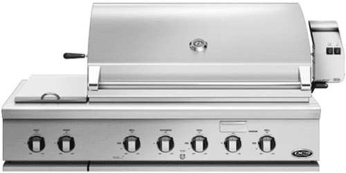 "DCS BH148RSN - 48"" Grill with Rotisserie and Side Burner"